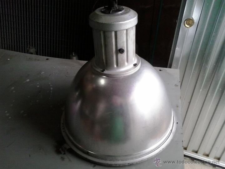 8 lamparas industriales antiguas comprar l mparas - Lamparas industriales vintage ...