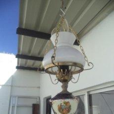 Vintage: LAMPARA CANDIL. Lote 48855180
