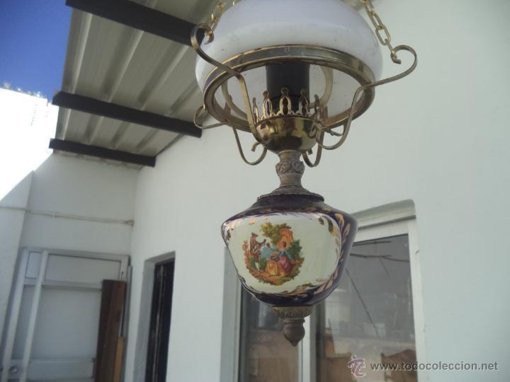 Vintage: lampara candil - Foto 2 - 48855180