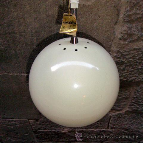 Vintage: Lámpara de techo danesa icono de los años 70 - Foto 2 - 48898631