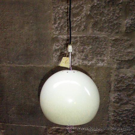 Vintage: Lámpara de techo danesa icono de los años 70 - Foto 3 - 48898631