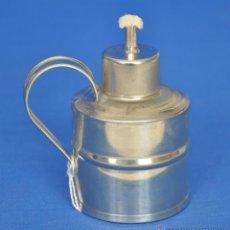 Vintage: LAMPARILLA DE HOJALATA ARTESANAL.. Lote 46300651