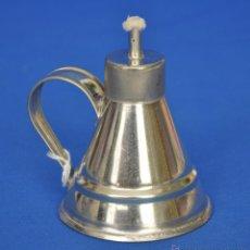 Vintage: LAMPARILLA DE HOJALATA ARTESANAL.. Lote 46300782