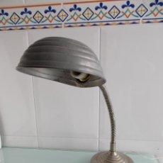 Vintage: FLEXO INDUSTRIAL VINTAGE AÑOS 40/50, LÁMPARA, ESTILO BAUHAUS. Lote 49235092