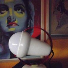 Vintage: IMPRESIONANTE LAMPARA CHARLOTTE PERRIAND AÑOS 50 PHILIPS MID CENTURY SPACE AGE LE CORBUSIER EAMES. Lote 49289266
