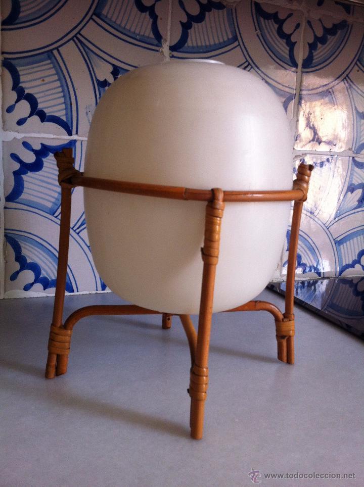 Lampara cesta posiblemente de mila comprar l mparas - Segunda mano lamparas ...