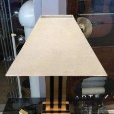 Vintage: VINTAGE LAMPARA DE MESA INSPIRADO EN DISEÑOS DE WILLY RIZZO PARA B.D. LUMICA AÑOS 70. Lote 49028561