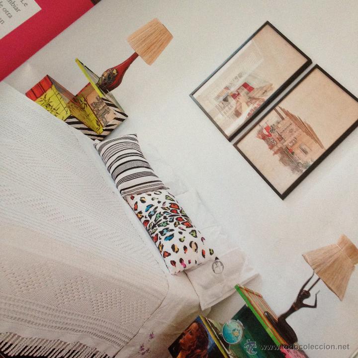 Vintage: esta lámpara sale en la revista AD nº 74 - Foto 8 - 46476384