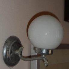 Vintage: LAMPARA APLIQUE COMPLETO. Lote 50467717