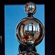 Vintage: BASE DE LAMPARA SPACE AGE BOLAS.. Lote 50563821