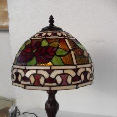 Vintage: LÁMPARA DE ESTILO TIFFANY. Lote 50595107