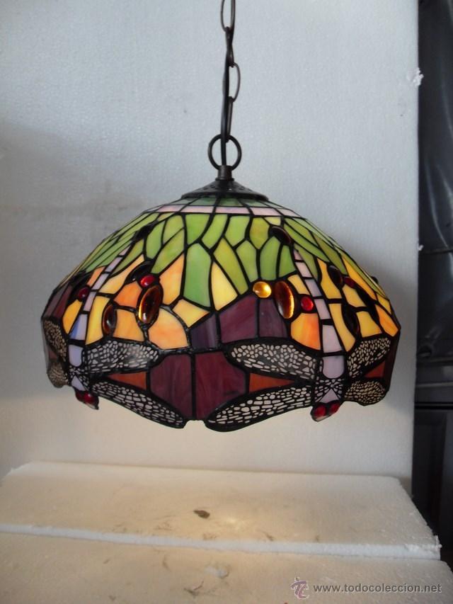 lamparas de techo tiffany Lmpara De Techo Estilo Tiffany Sold Through Direct Sale