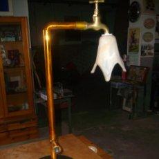 Vintage: LAMPARA GRIFO ARTESANAL. Lote 51059158