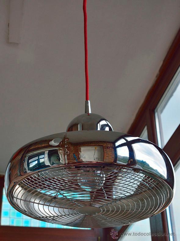 Lampara de techo estilo retro comprar - Lamparas de techo estilo industrial ...