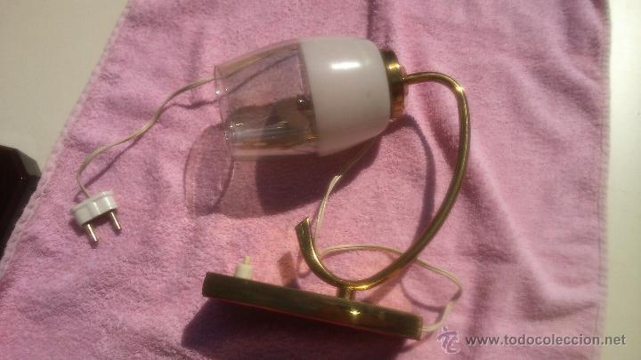 LAMPARITA DE MESA, VINTAGE (Vintage - Lámparas, Apliques, Candelabros y Faroles)
