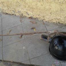 Vintage: LAMPARA ANTIGUA LEER. Lote 52870328