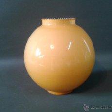 Vintage: TULIPA NUEVA DE OPALINA. Lote 52972524