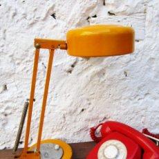 Vintage: LAMPARA FLEXO DE MESA O ESCRITORIO DECORACION VINTAGE POP DISPONGO MAS COLORES. Lote 53070829