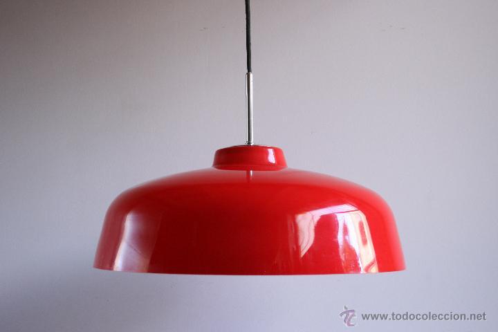 Tramo plástico con Lámpara de suspensión pantalla tipo de 34L5RjA