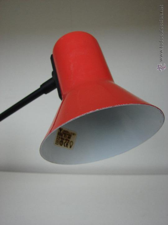 Vintage: PRECIOSA LAMPARA DE SOBREMESA VENETA LUMI. ITALIANA. AÑOS 80 - Foto 2 - 53710349
