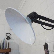 Vintage: ANTIGUA LAMPARA O APLIQUE RETRO VINTAGE GORGS COMPLEMENTS.CATALUÑA.AÑOS 70.. Lote 53774294