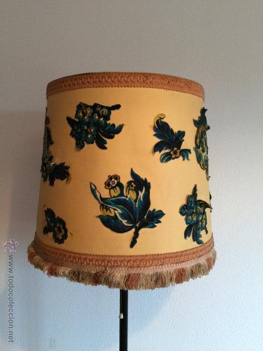 Vintage: ANTIGUA LAMPARA DE PIE. VINTAGE ORIGINAL AÑOS 50 - Foto 3 - 54010688