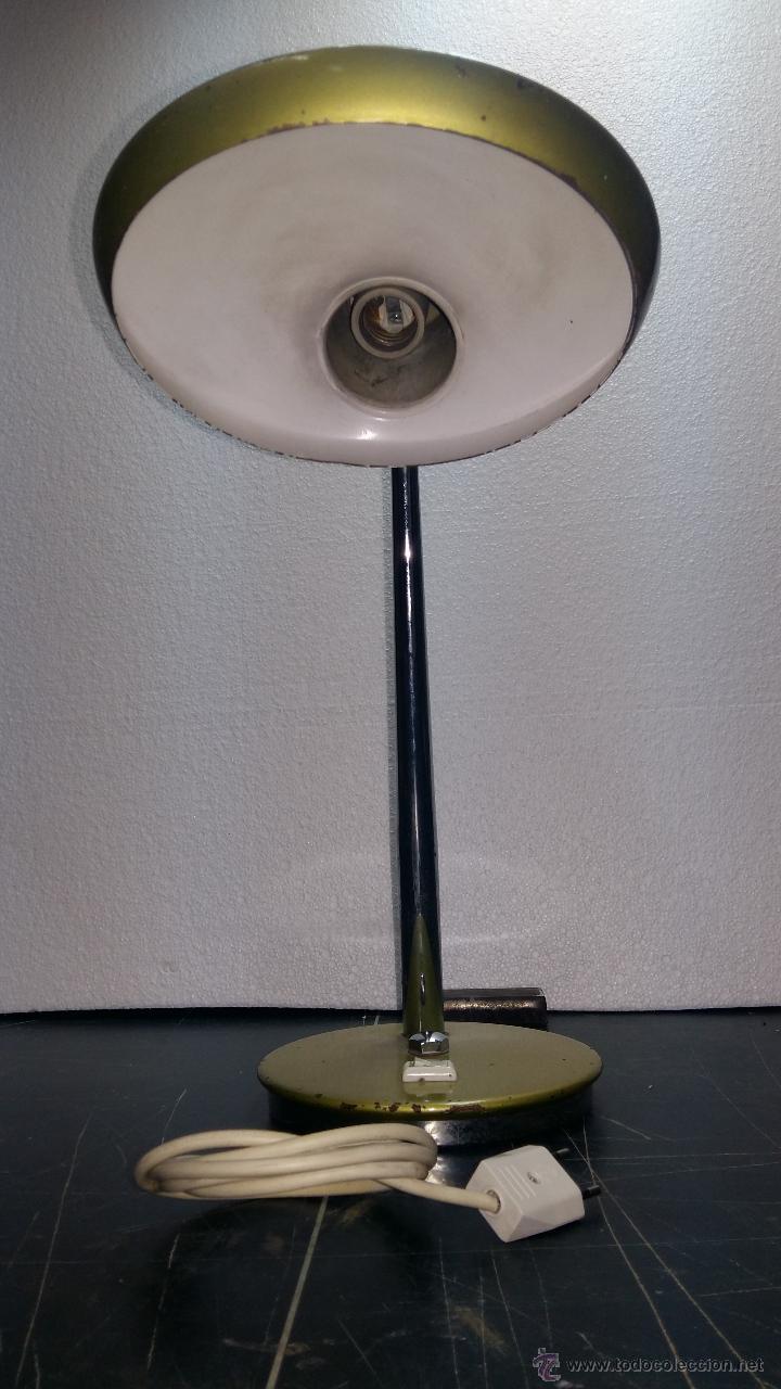 Vintage: LAMPARA SOBREMESA, AÑOS 50-60 - Foto 3 - 54909809