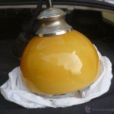 Vintage: PRECIOSA LAMPARA DE TECHO AÑOS 60-70. Lote 54926440