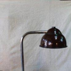 Vintage: LAMPARA DE MESA VINTAGE EN METAL. Lote 54938867