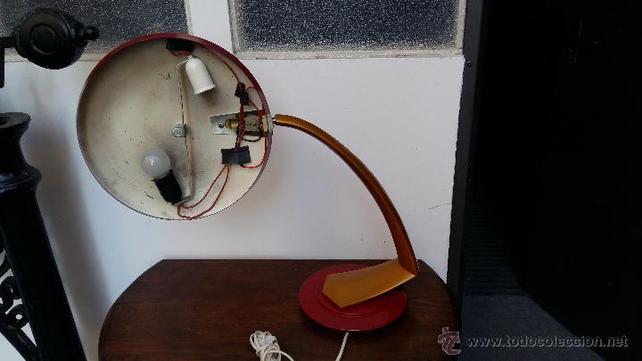 Vintage: LAMPARA FASE BOOMERANG 2000 - Foto 4 - 98730524
