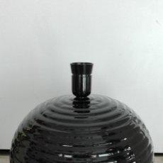 Vintage: LAMPARA MESA PORCELANA CERÁMICA VINTAGE. Lote 55017121