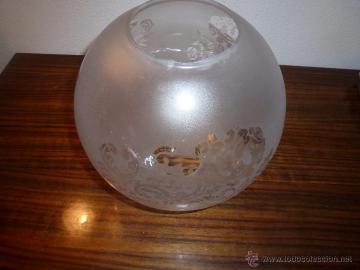 Vintage: TULIPA CRISTAL 25*25 7.8cm boca - Foto 8 - 55023660