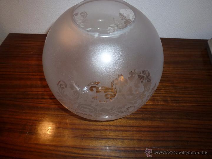 Vintage: TULIPA CRISTAL 25*25 7.8cm boca - Foto 9 - 55023660