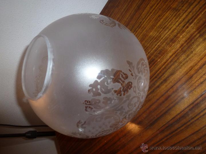 Vintage: TULIPA CRISTAL 25*25 7.8cm boca - Foto 10 - 55023660