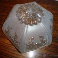 Vintage: TULIPA CRISTAL 15*24*20CM BOCA. Lote 55024040