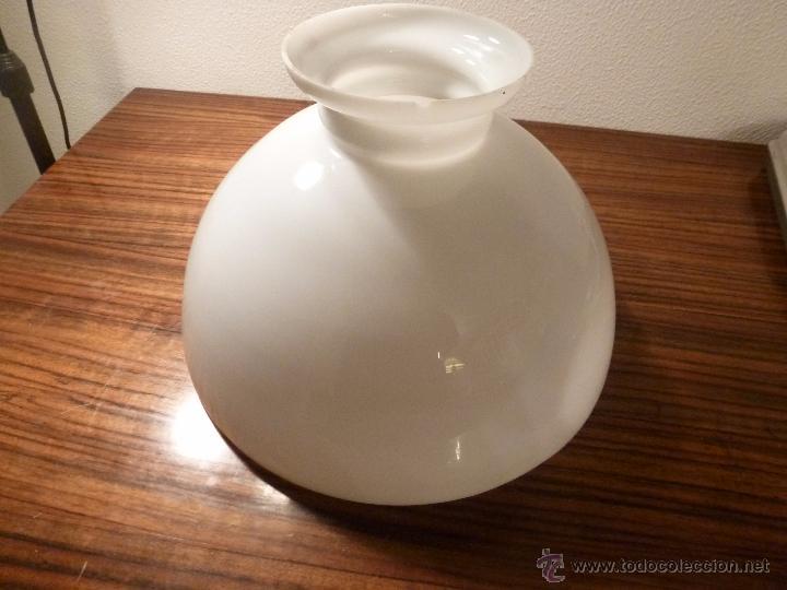 TULIPA CRISTAL 21.5*33CM BOCA (Vintage - Lámparas, Apliques, Candelabros y Faroles)
