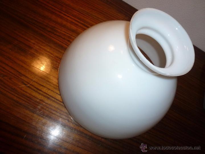 Vintage: TULIPA CRISTAL 21.5*33cm boca - Foto 3 - 55024122