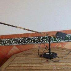 Vintage: LAMPARA HALOGENA DE SOBREMESA DE LA MARCA FASE . Lote 92962850