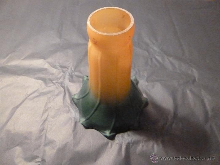 Vintage: TULIPA DE CRISTAL 14.7*11.5*3.8cm BOCA - Foto 7 - 55047659