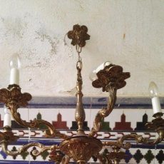 Vintage: LAMPARA ANTIGUA. Lote 55995943