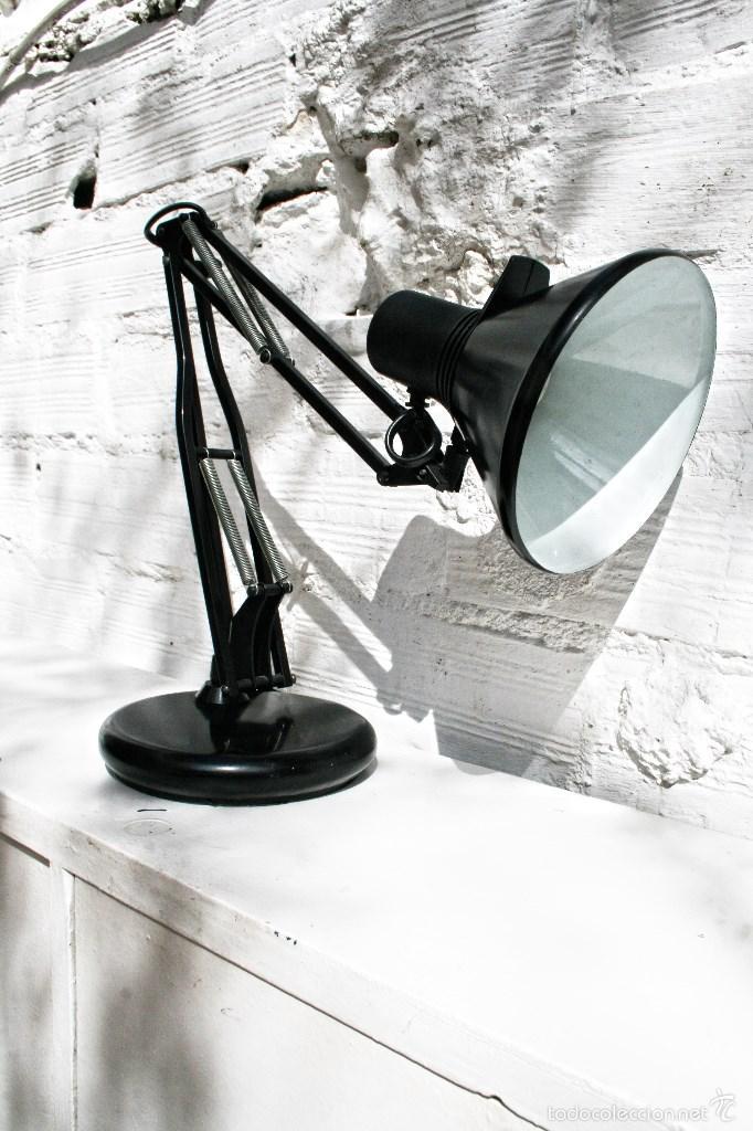 LAMPARA FLEXO FASE, TRANSPORTE GRATIS COMUNIDAD DE MADRID. (Vintage - Lámparas, Apliques, Candelabros y Faroles)