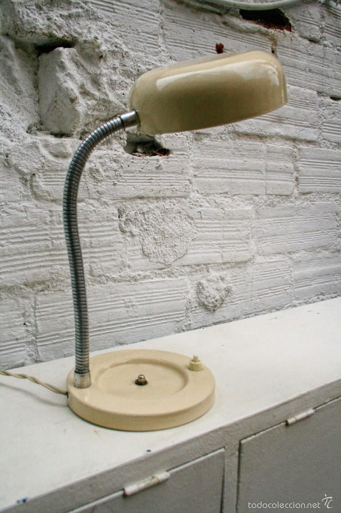 LAMPARA FLEXO, TRANSPORTE GRATIS COMUNIDAD DE MADRID (Vintage - Lámparas, Apliques, Candelabros y Faroles)