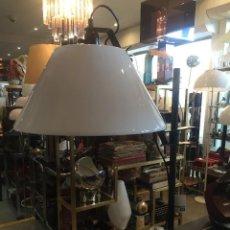 Vintage: VINTAGE LAMPARA DE MESA MODELO SERIE ESTEL DISEÑO DE ESTUDI BLANC PARA METALARTE AÑO 1980. Lote 56541710