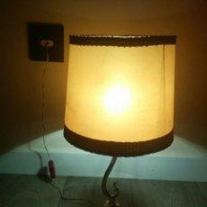 Vintage: LAMPARA ANTIGUA. Lote 56551583