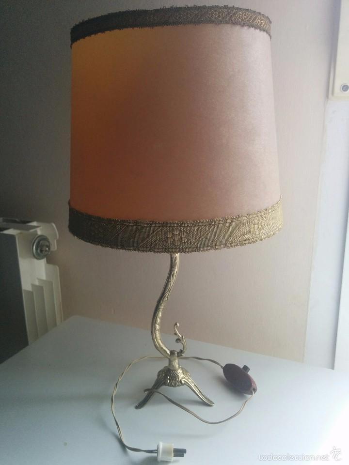 Vintage: LAMPARA ANTIGUA - Foto 2 - 56551583
