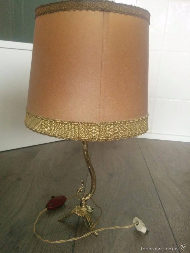 Vintage: LAMPARA ANTIGUA - Foto 3 - 56551583