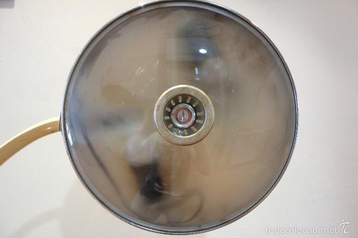 Vintage: Lámpara vintage Fase Boomerang 2000 o arco dorada completa con difusor despacho - Foto 6 - 56560139