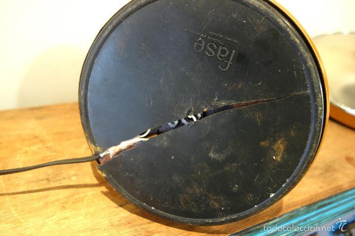 Vintage: Lámpara vintage Fase Boomerang 2000 o arco dorada completa con difusor despacho - Foto 7 - 56560139