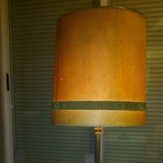 Vintage: LAMPARA RECIBIDOR METALARTE AÑOS 60 . Lote 56716808