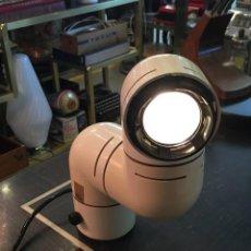 Vintage: VINTAGE LAMPARA DE MESA METALARTE MODELO TATU DISEÑO DE ANDRE RICARD AÑO 1972. Lote 56834187